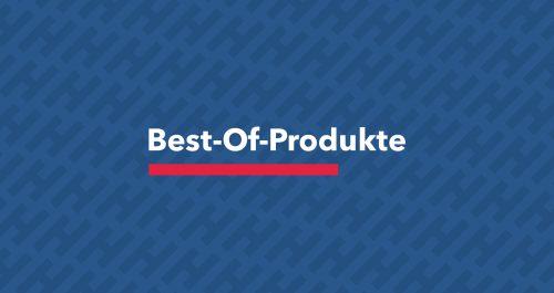 """Best-Of-Produkte als """"Marken-Booster"""""""